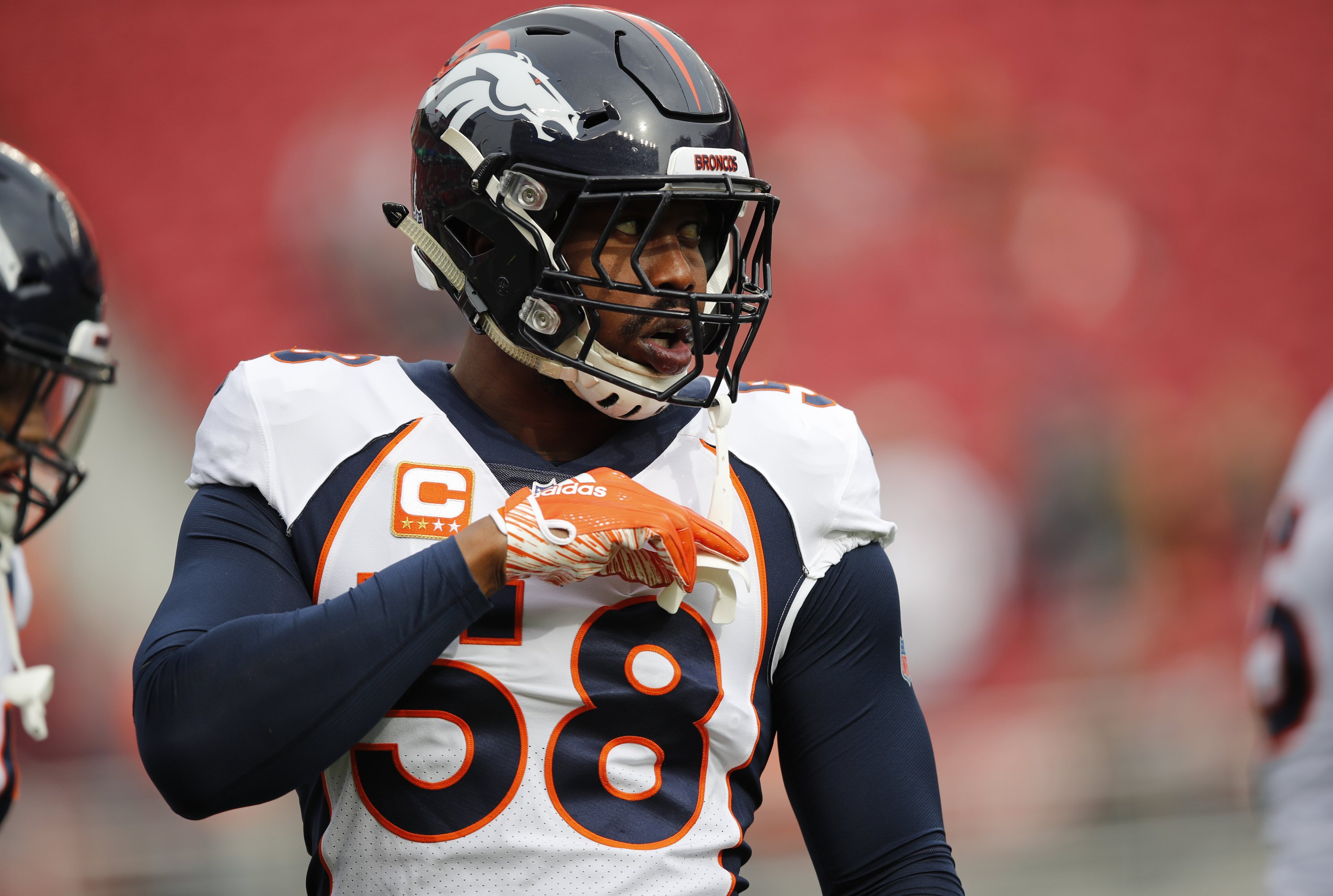 746bf328 Power Ranking Every NFL Defense After the 2019 Draft | Bleacher ...