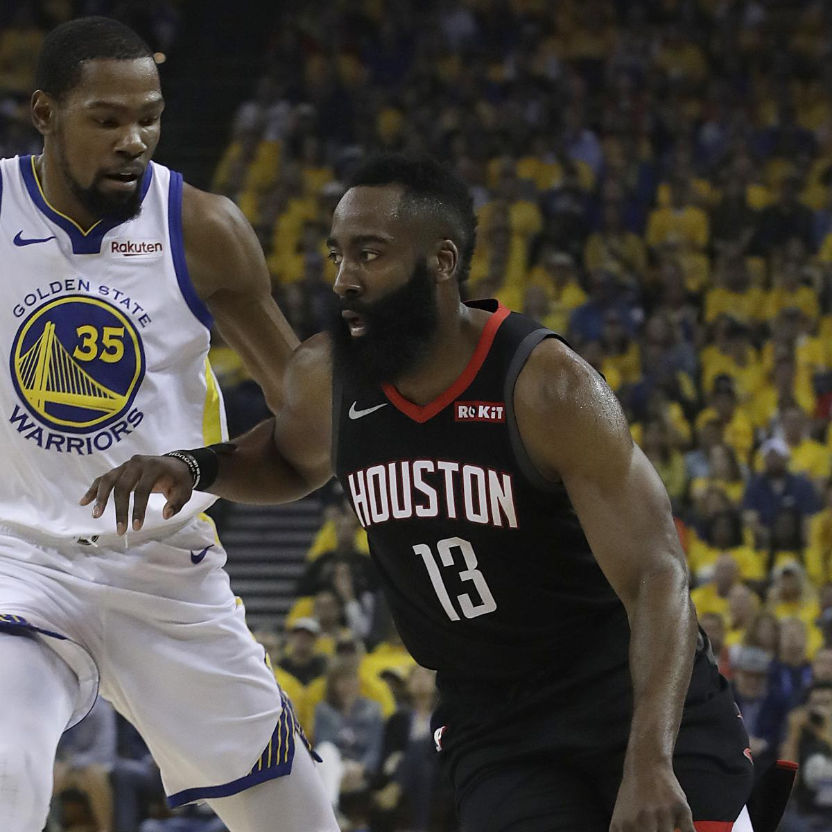 2019 NBA Playoffs MVP Rankings | Bleacher Report | Latest ...