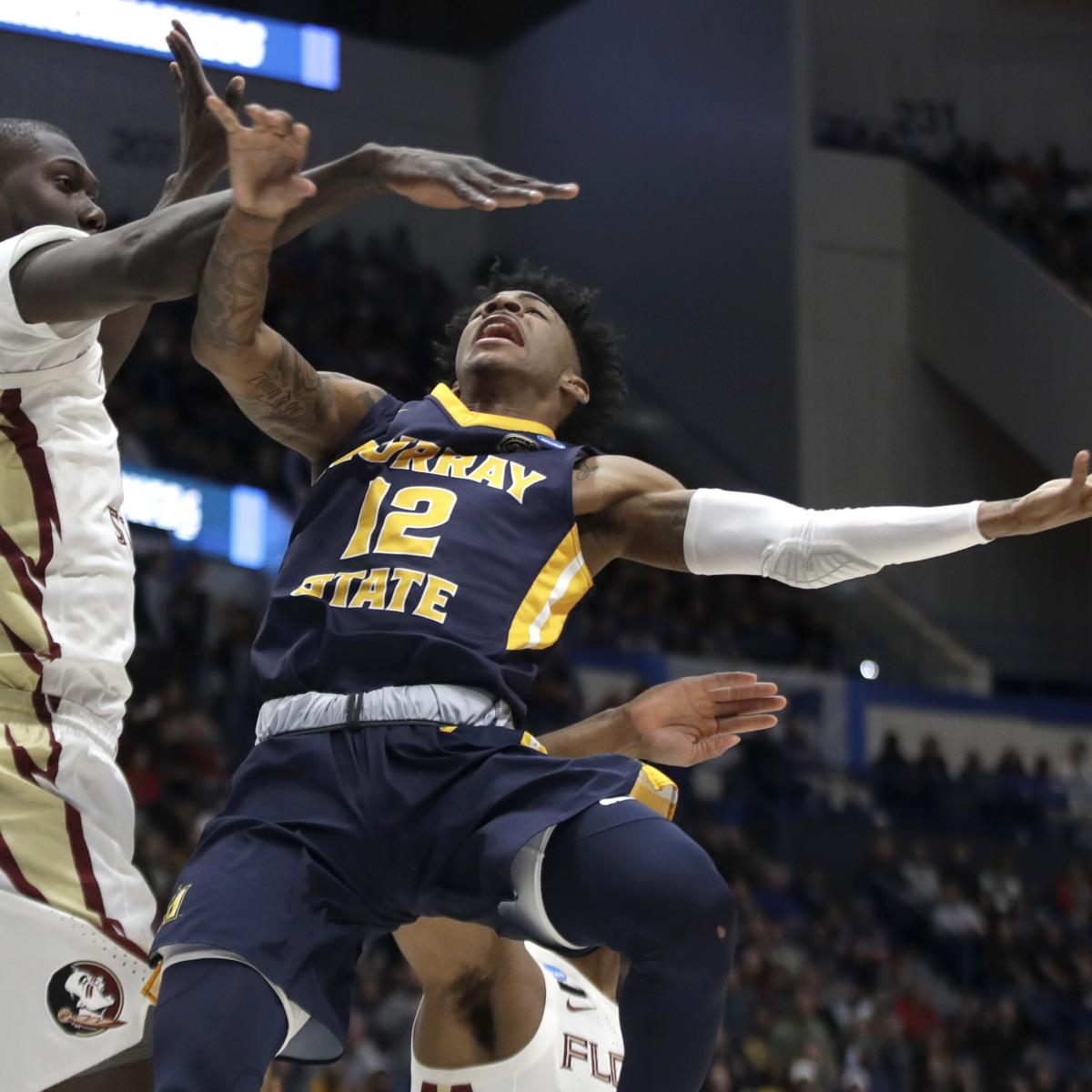 Best and Worst Landing Spots for Top Projected 2019 NBA Draft Picks