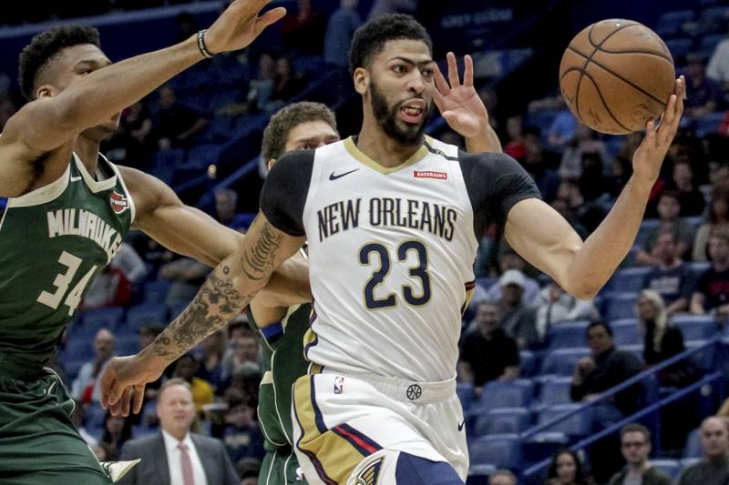 301c1c6e736 Updated Trade Packages, Landing Spots for Anthony Davis After 2019 NBA  Lottery
