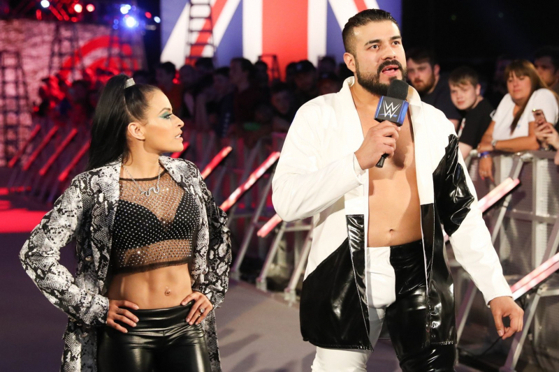 Backstage WWE Rumors: Latest on Andrade, Sheamus and More