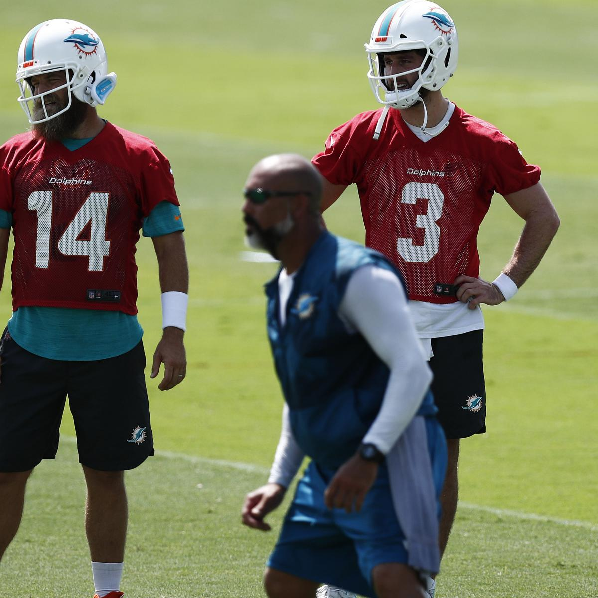 4f2fe5095af Every NFL Team s Most Important Training Camp Battle