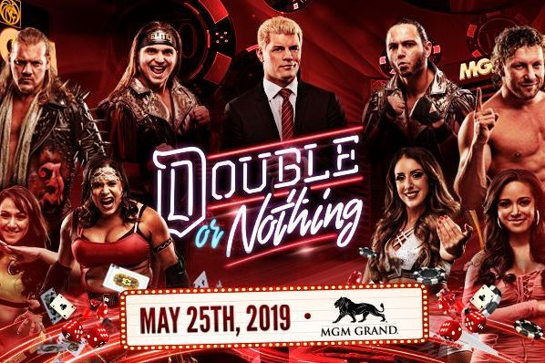 Image result for AEW Double or Nothing