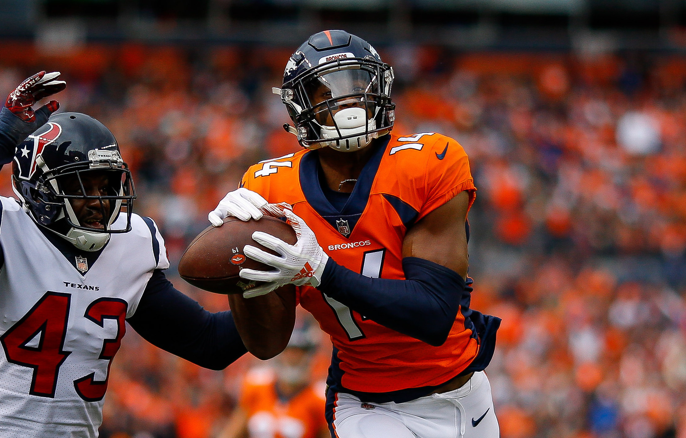 sale retailer 34e85 3014d Ranking Every NFL Receiving Corps Heading into the 2019 ...