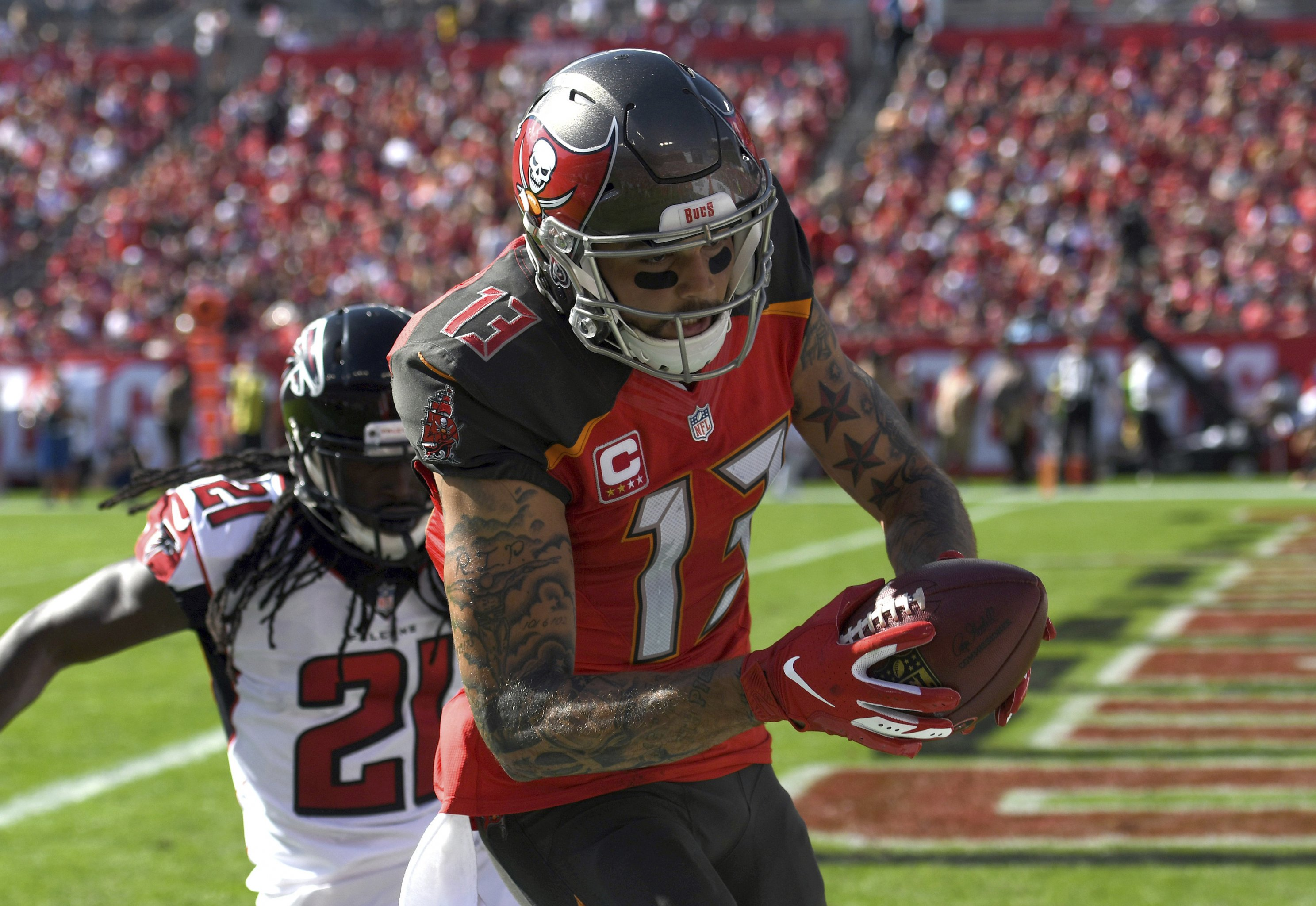 sale retailer beeb2 87752 Ranking Every NFL Receiving Corps Heading into the 2019 ...