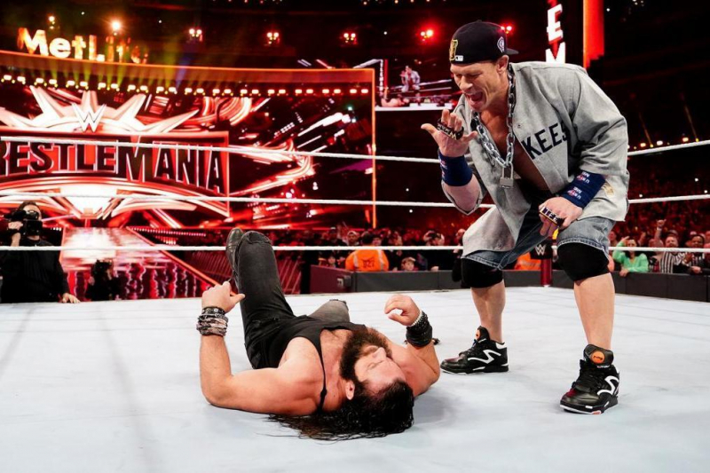 5 Best Scenarios for John Cena's Next WWE Appearance