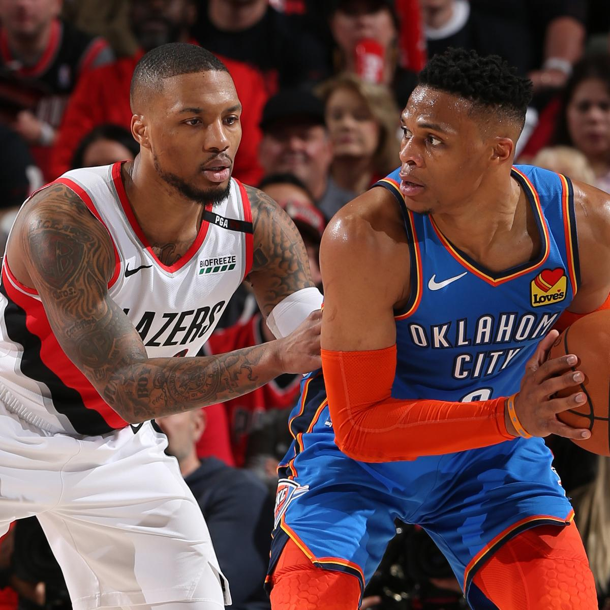 2019 NBA Playoff Rivalries That Will Stick In 2020