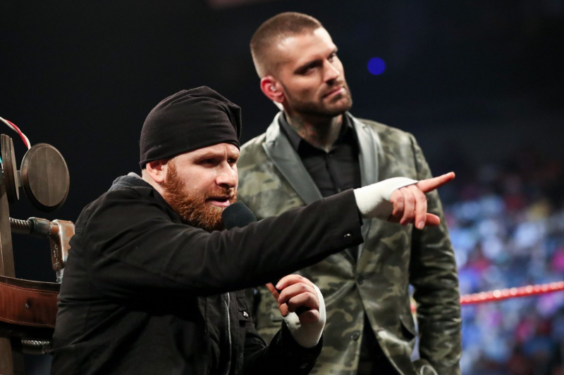 Backstage WWE Rumors: Latest on AEW Mention, AJ Styles and More