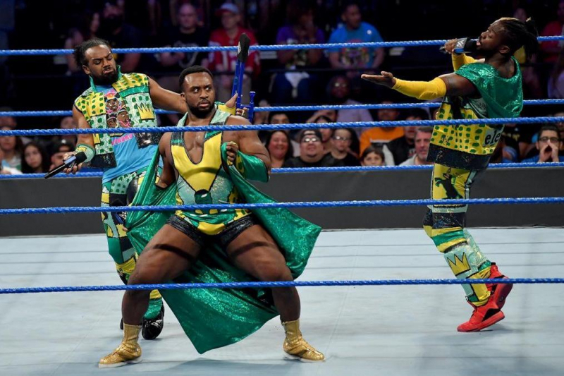 Big E Returns, Daniel Bryan Stuck in Tag Division and More WWE SmackDown Fallout