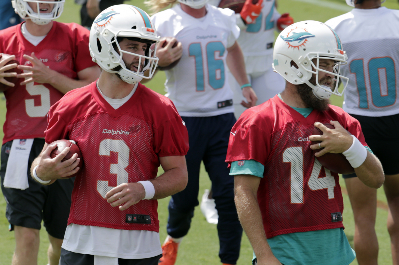 Every NFL Team's Player with the Most on the Line in Training Camp
