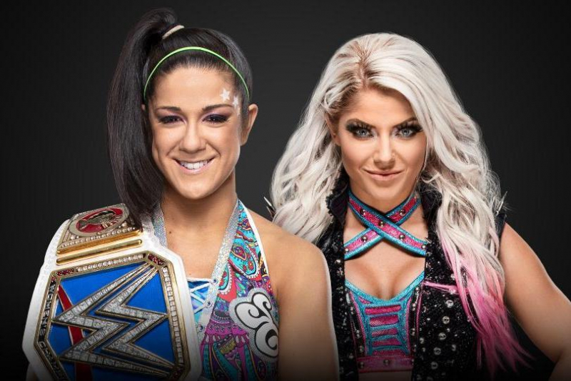 Match Card Predictions for WWE Stomping Grounds 2019 After Super ShowDown