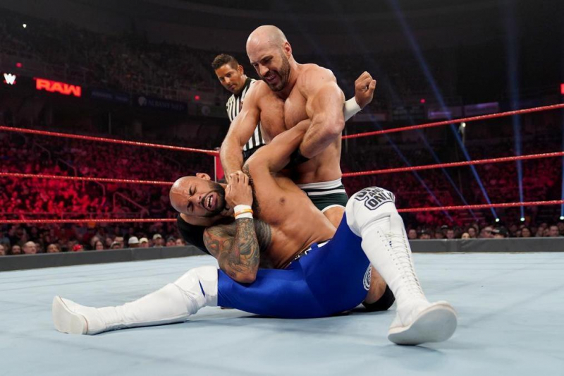 Ricochet, Cesaro and the 10 Best Pure Wrestlers in Today's WWE
