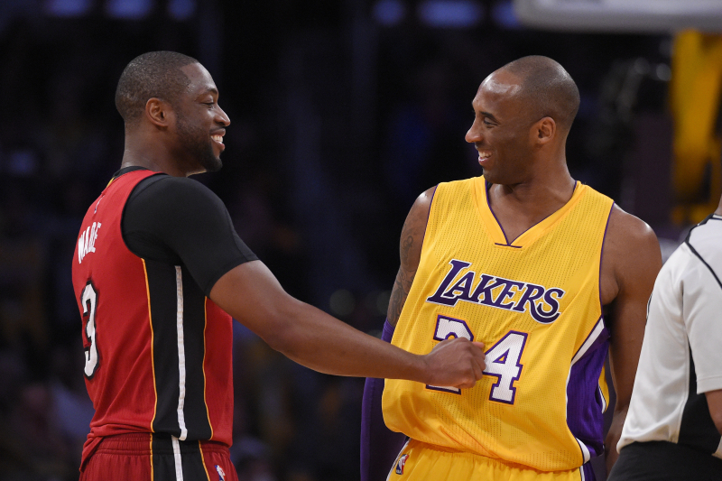 Ranking the Greatest NBA Shooting Guards Since 2000
