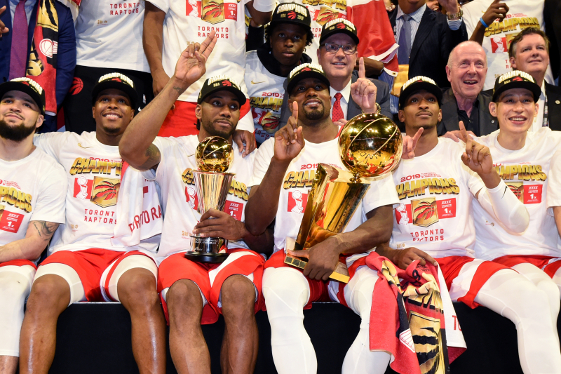 Raptors' Title Had Twists and Turns, but Was It Most Unpredictable Finals Ever?