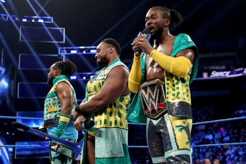 WWE SmackDown Results: Winners, Grades, Reaction and Highlights from June 11