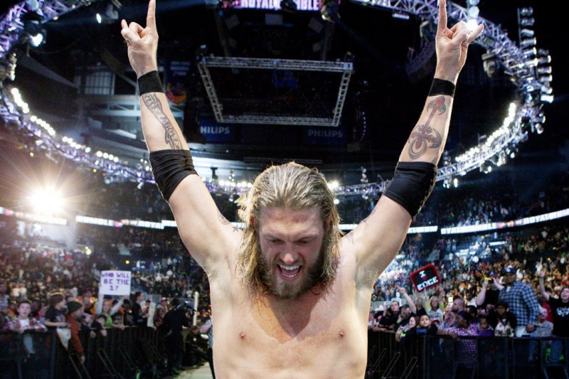 10 Most Memorable Moments of Edge's WWE Career 21 Years After Debut