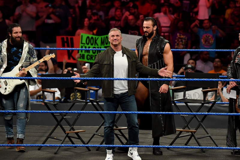 Backstage WWE Rumors: Latest on Stomping Grounds, Shane McMahon and More