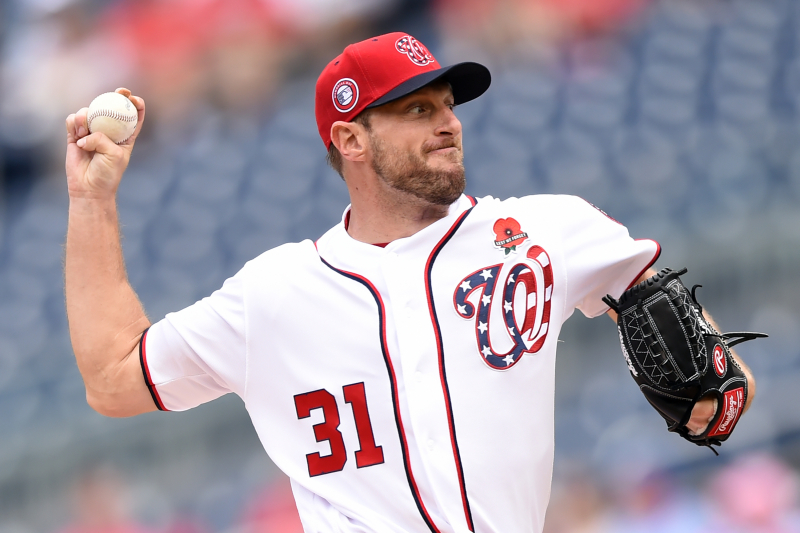 Top Potential Trade Packages and Landing Spots for Nationals Star Max Scherzer