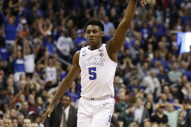 NBA Draft Rumors Tracker: Analysis, Predictions for Top Prospects, Trade Targets