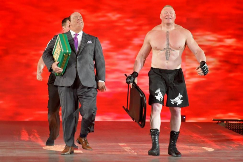 Best- and Worst-Case Scenarios for Brock Lesnar's WWE Money in the Bank Cash-In