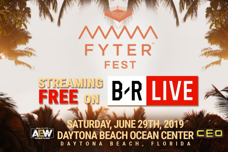 Full AEW Fyter Fest 2019 Match Card and Picks for Every Bout