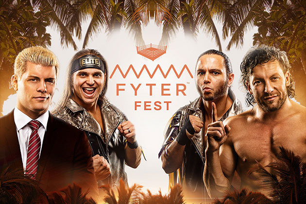 AEW Fyter Fest 2019 Results: Reviewing Top Highlights and Low Points