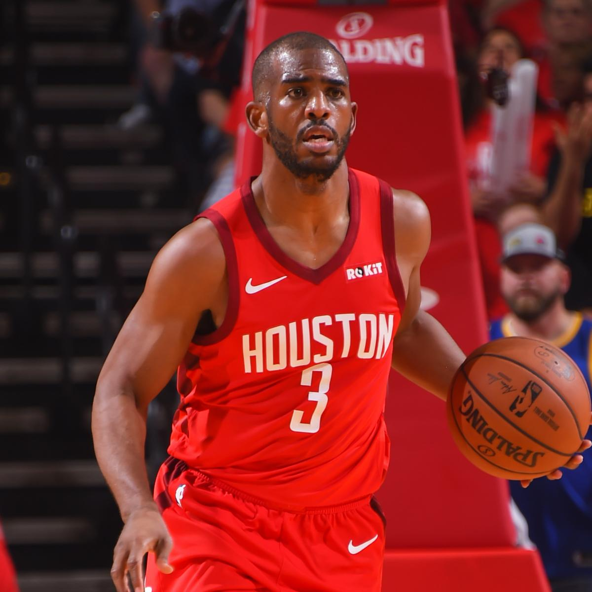 Houston Rockets News Trade: Predictions For Chris Paul, Bradley Beal And Top Offseason