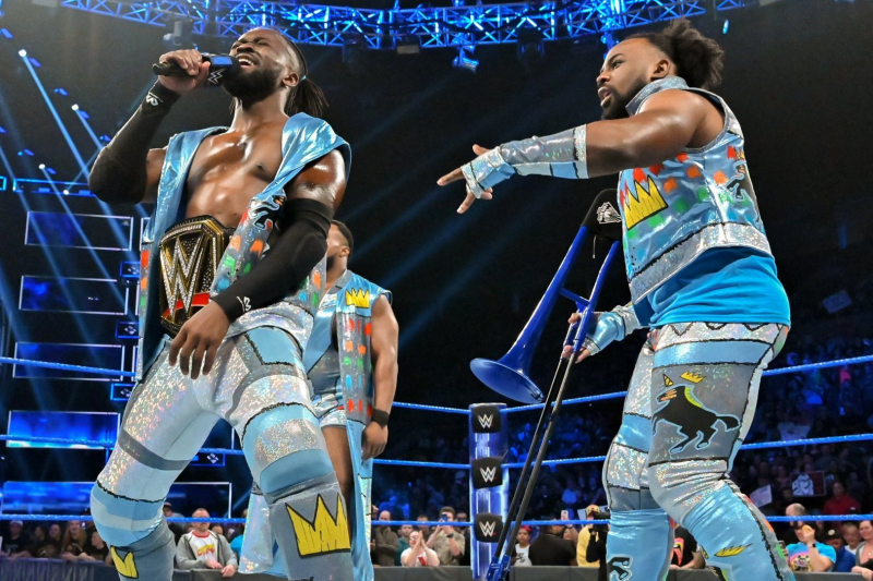 WWE SmackDown Results: Winners, Grades, Highlights and Analysis from June 25