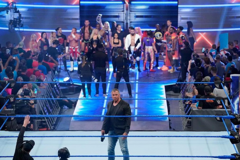 WWE SmackDown Results: Winners, Grades, Reaction and Highlights from July 16