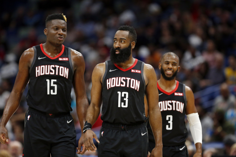 Ranking the Greatest Houston Rockets Since 2000