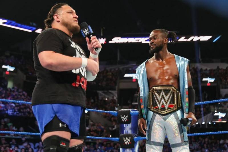 Samoa Joe and the 10 Best Mic Workers in WWE Today