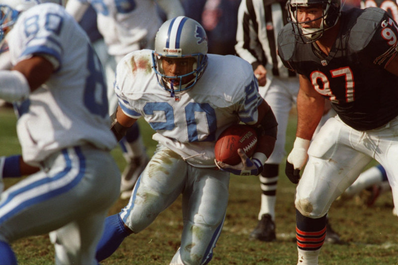 Barry Sanders and Other Top NFL Players Who Retired Too Early