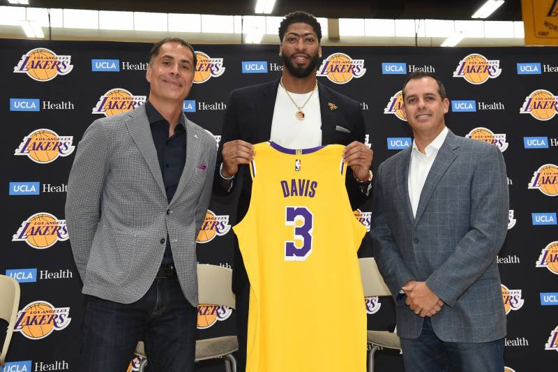 B/R's NBA Title Odds Post-Free Agency: Which LA Team Would You Take