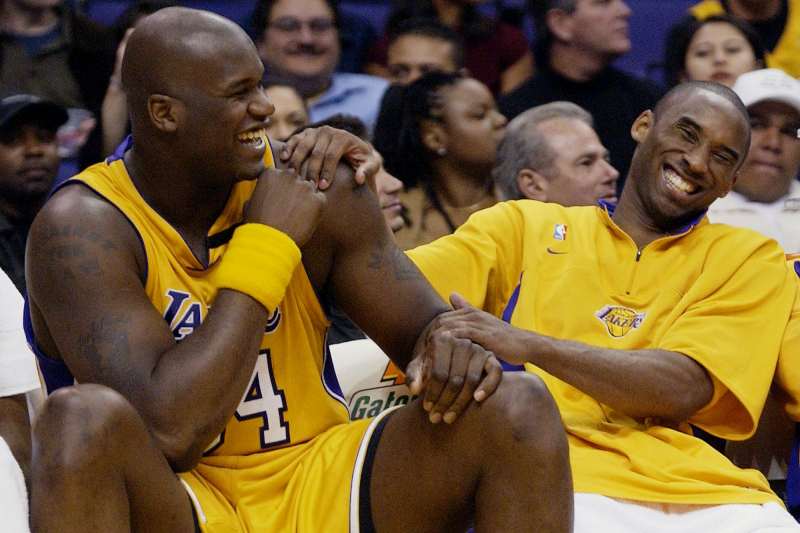 Ranking the Greatest Los Angeles Lakers Since 2000