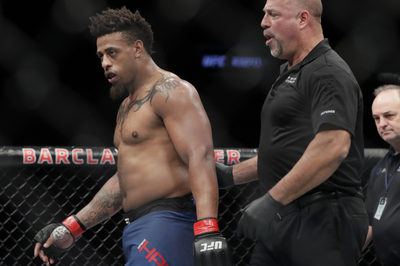 NFL Players Who Have Fought in Mixed Martial Arts