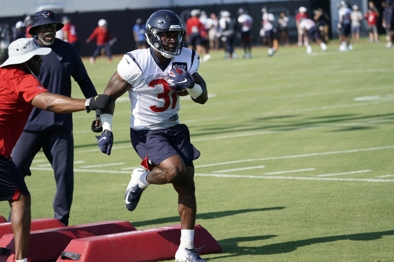 The Best Undrafted Free Agent in Every 2019 NFL Training Camp