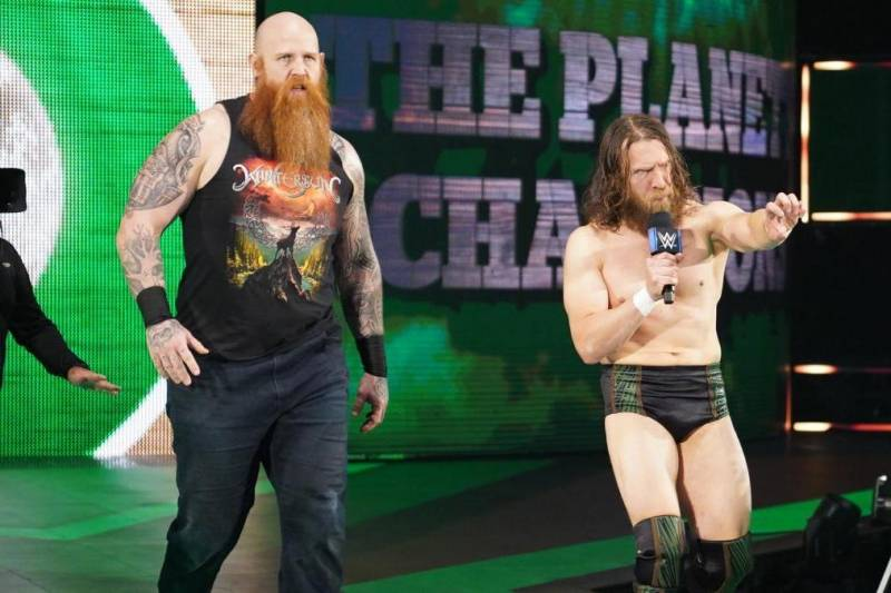 Backstage Wwe Rumors Latest On Nxt Vs Aew Daniel Bryan And More Bleacher Report Latest News Videos And Highlights