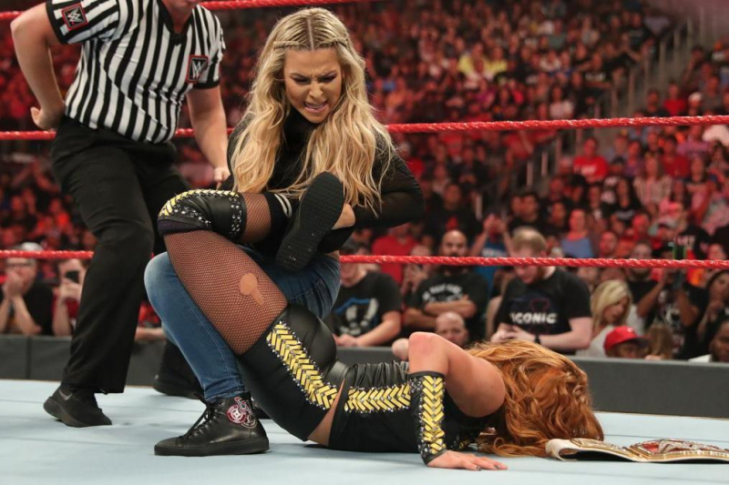 WWE Raw Results: Winners, Grades, Reaction and Highlights from July 29