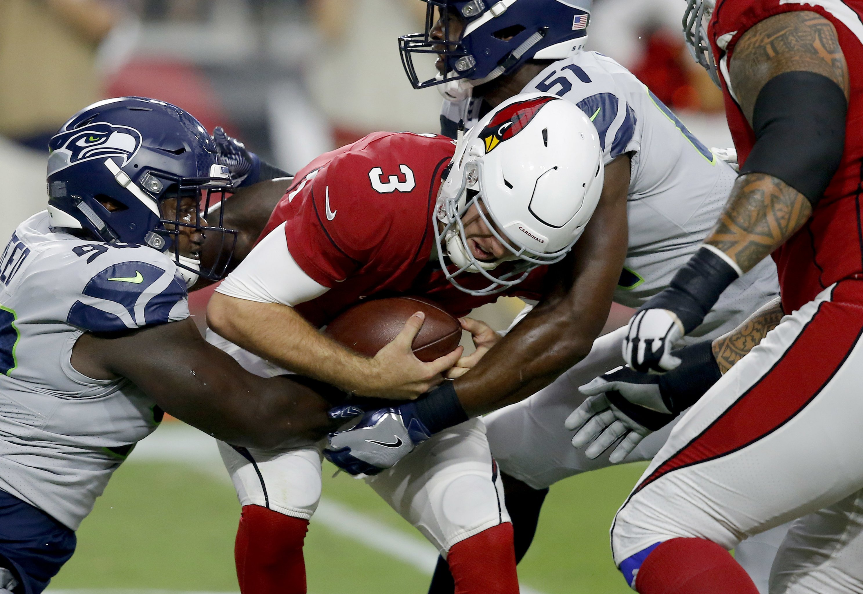 659871fa NFL Power Rankings: Patriots, Saints Top B/R's Initial Preseason ...