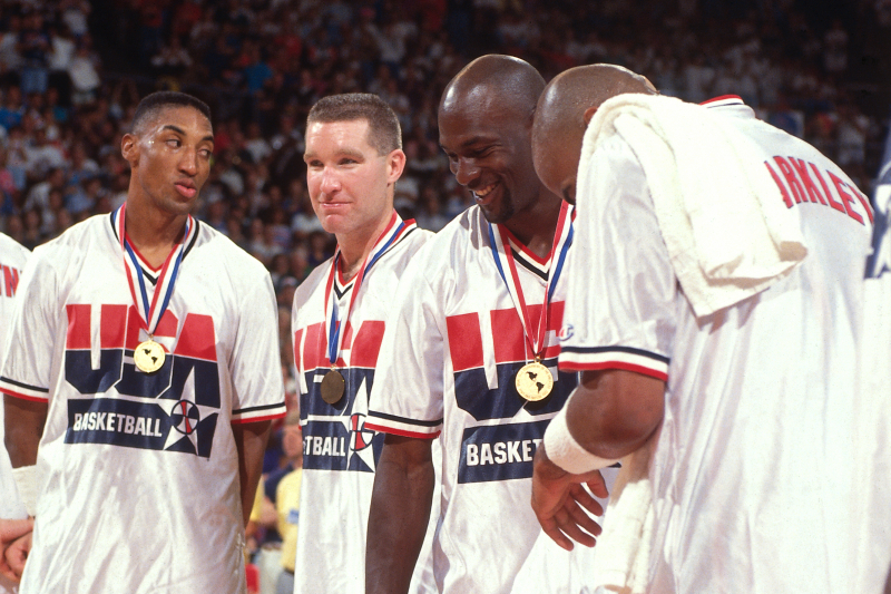 Ranking the Top Team USA Showings Since Epic '92 Dream Team