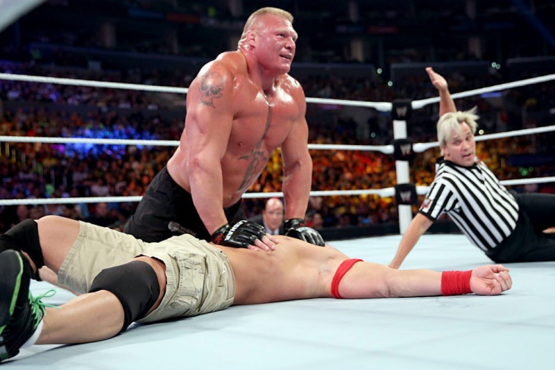 The 10 Most Memorable WWE SummerSlam Moments of the Last Decade