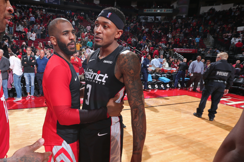 Dog-Day Trades for Bradley Beal, CP3 and NBA Stars Who Could Be on the Move