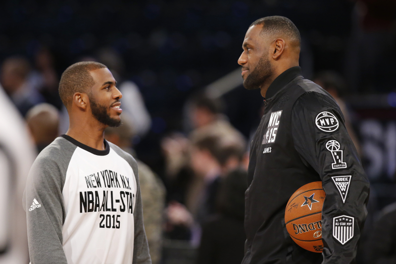 These 10 NBA Stars Over 30 Are Defying Father Time