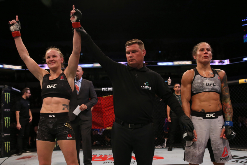 The Real Winners and Losers from UFC Fight Night 156