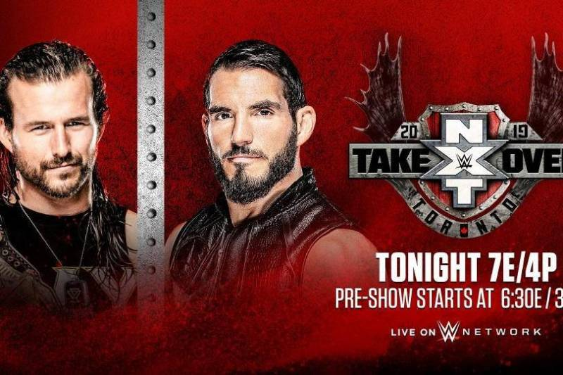 WWE NXT TakeOver Toronto Results: Winners, Grades, Reaction
