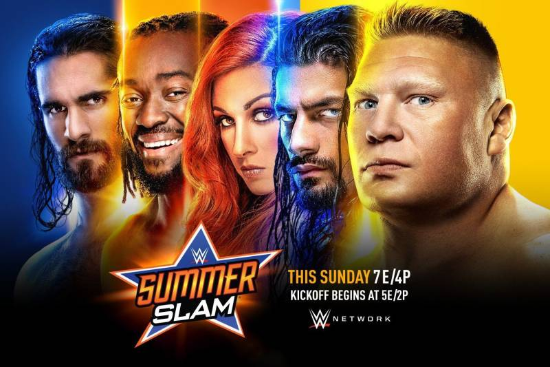 WWE SummerSlam 2019 Results: Winners, Grades, Reaction and ...