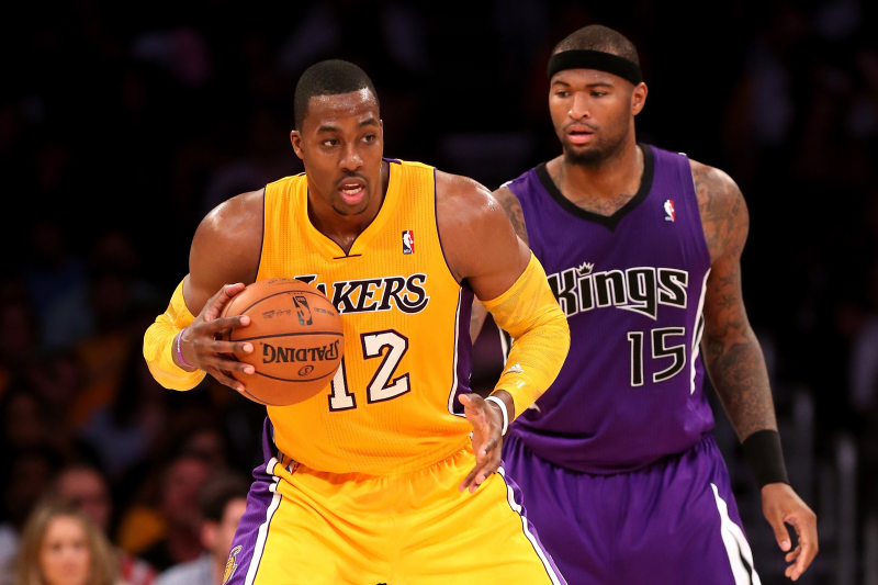 Ranking Big Men LA Lakers Must Consider ASAP After DeMarcus Cousins Injury