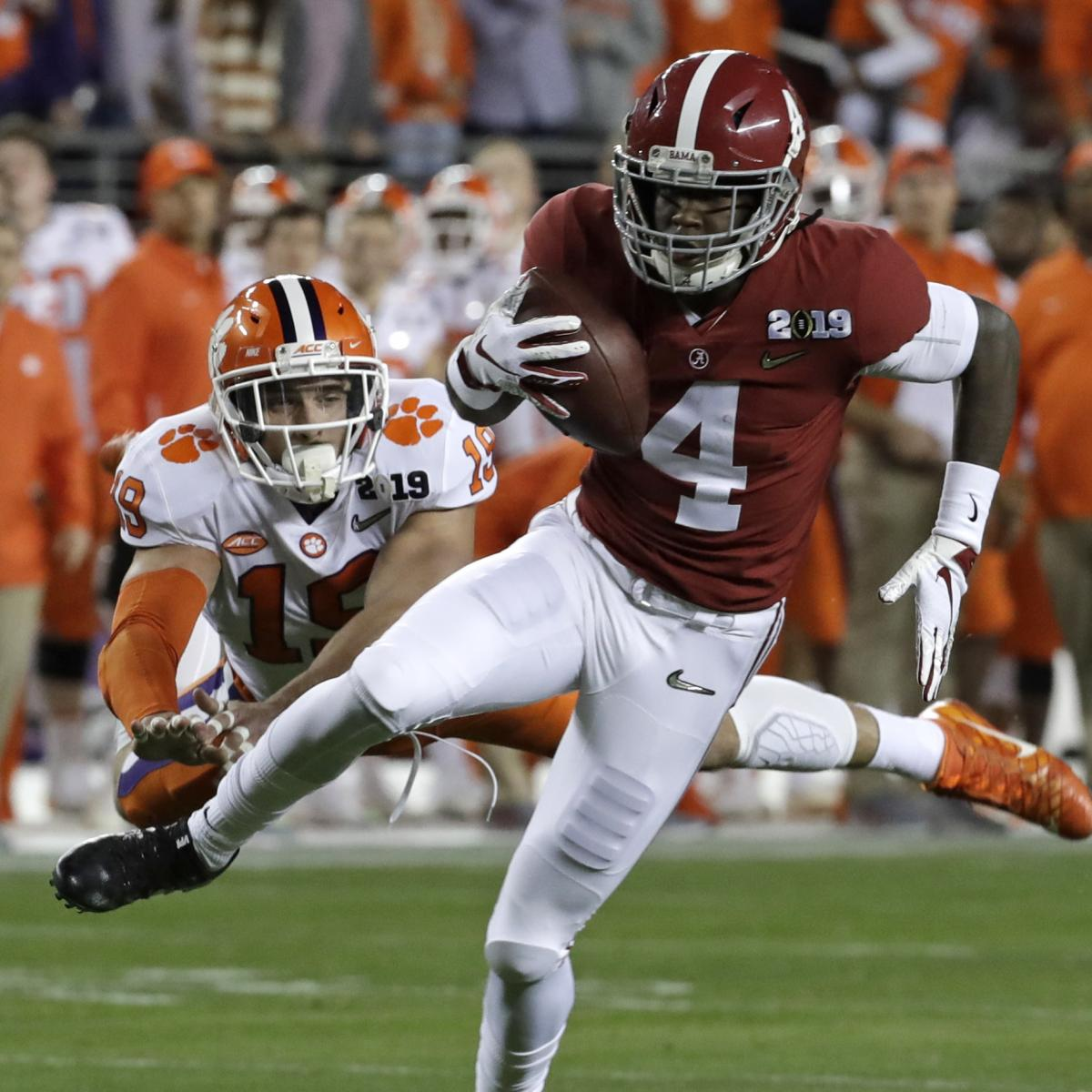 Predicting College Football's 2019-20 Bowl Games