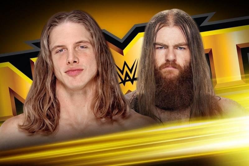 NXT Riddle Dain