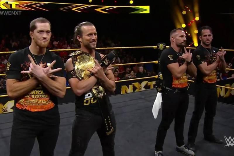 NXT Undisputed Era
